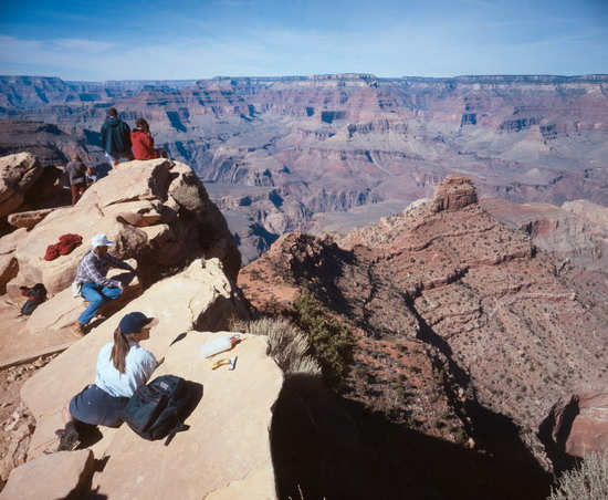 Grand Canyon Tours Arrive Decide To Do Certain Side