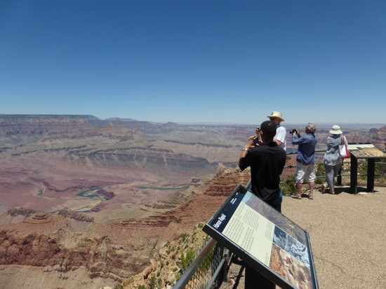 Grand Canyon Tours Weather Climate Temperatures